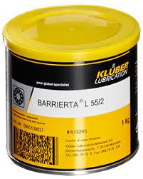 Kluber Barrierta L 55/0, L 55/1, L 55/2, L 55/3