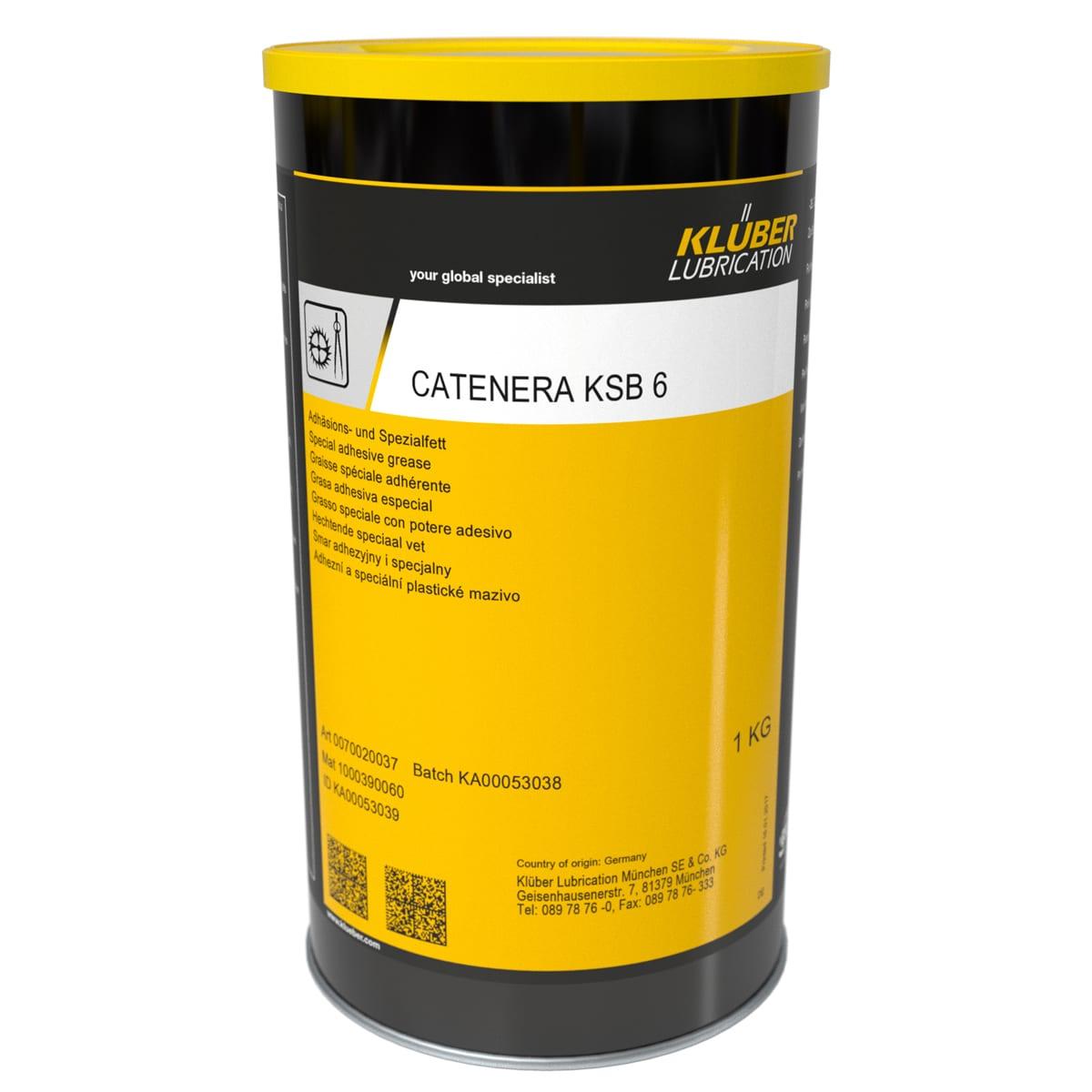 Kluber Catenera KSB 6, KSB 8, KSB 12