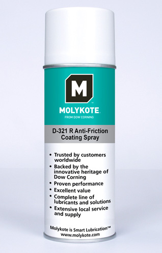 Molykote D 321 R Spray