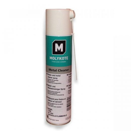 Molykote Metal Cleaner Spray