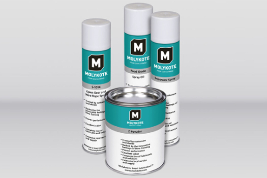 Aerozole Molykote Spray